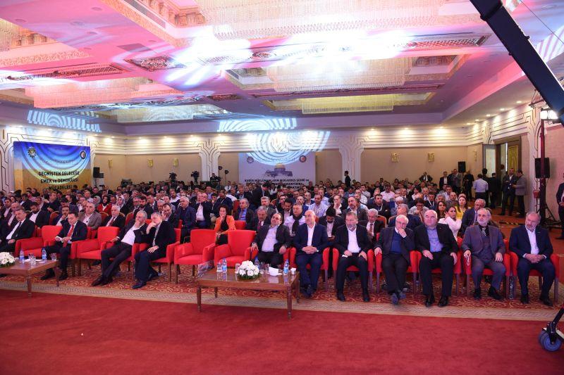 14. Olağan Genel Kurulumuzu büyük bir coşku ile gerçekleştirdik